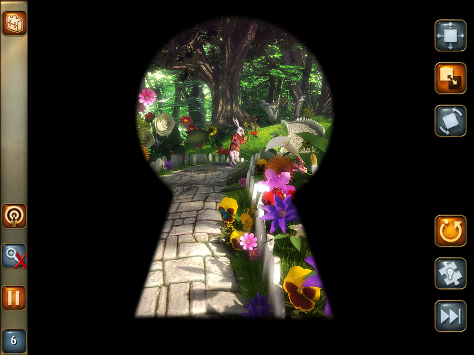 ������� ���� �� ���� �������Alice in Wonderland: Extended Edition v1.006 ������ �����