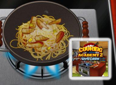 الطبخ الرائعة Cooking Academy