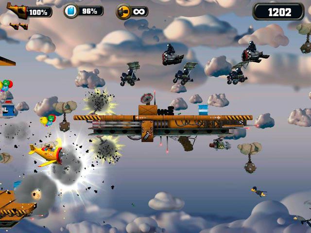 Crazy Chicken Skybotz2