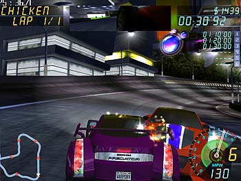 Game Portable Final Drive Nitro Racing PC Download img 2