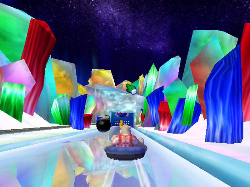 polar bowling game free online