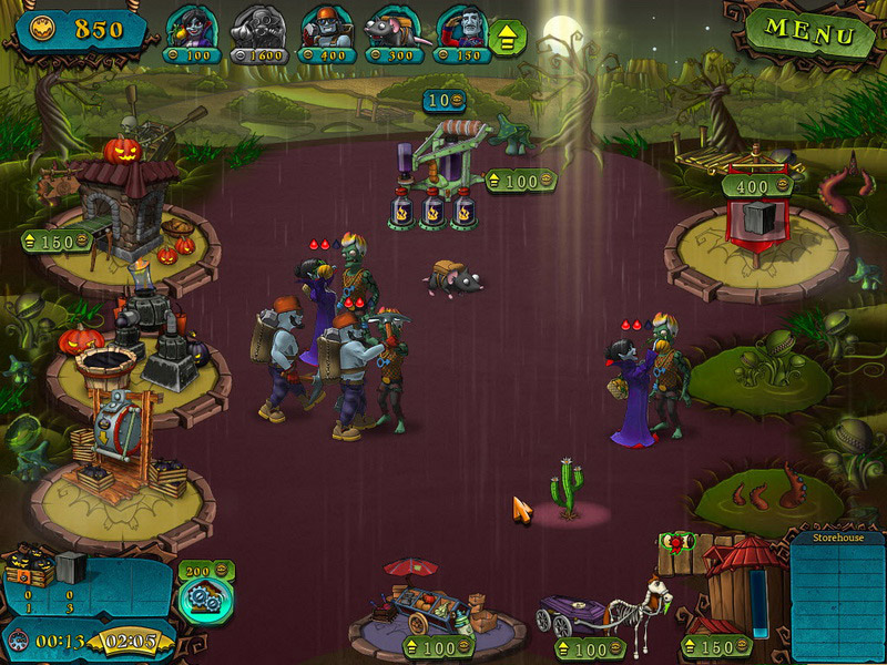 Vampires vs. Zombies Download for PC | WildTangent Games